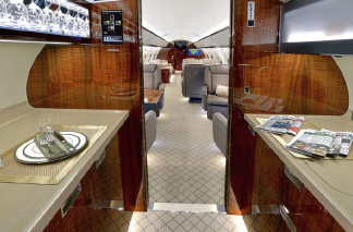 Forward galley - Gulfstream for sale G650
