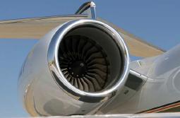G650 - jet engine