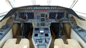 Falcon 2000 sn 203 avionics guardian jet
