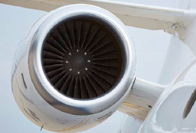 Falcon 2000 sn 203 engine guardian jet