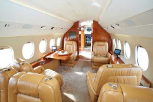 Falcon 2000 sn 203 exterior guardian jet