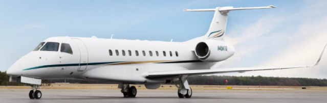 Embarer Legacy 600 sn145678 Guardian Jet LLC part 135 aircraft for sale