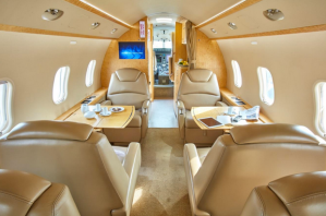 Challenger 300 serial number 20252 four-place club