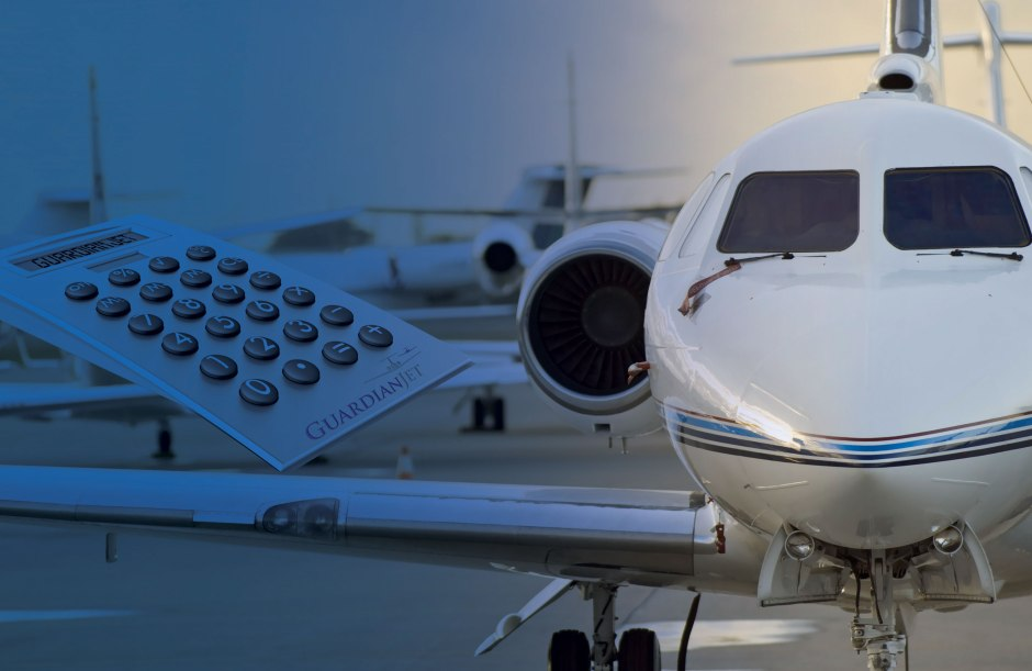 What is my plane worth? business jet valuation calculator