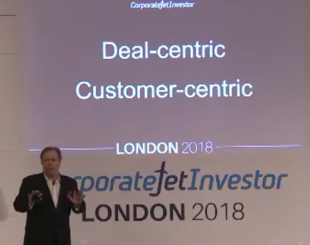 deal-centric vs customer-centric