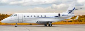 Gulfstream G200 exterior model