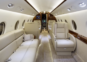 Gulfstream G200 interior 5