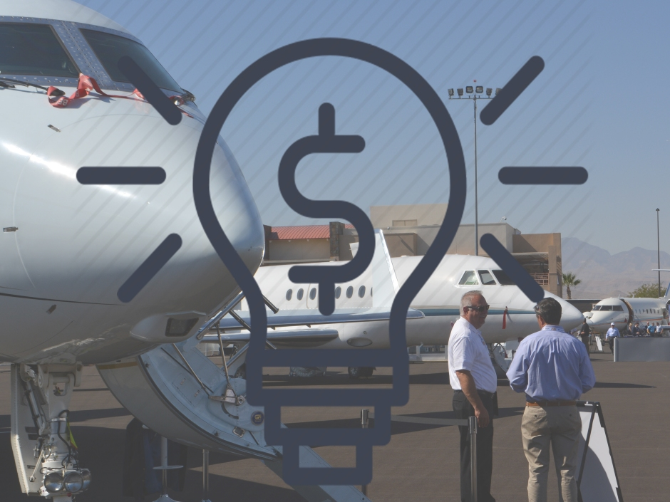 Best Way to Buy an Aircraft: Cash vs Lease vs Financing Explained - Guardian Jet airplane for sale at NBAA