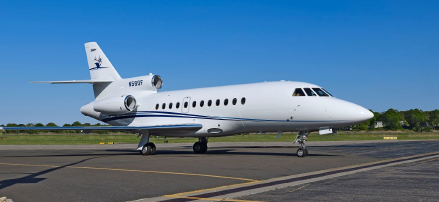 Dassault Falcon 900B Serial Number 98 - Guardian Jet