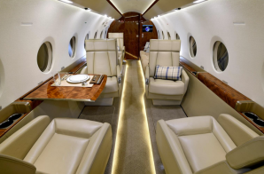 Gulfstream G280 serial number 2074 - Guardian Jet - interior