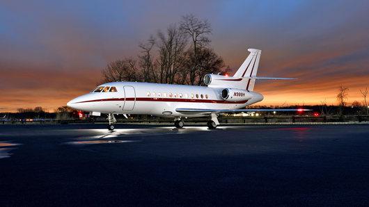 Dassault-Falcon-900EX-EASy-exterior