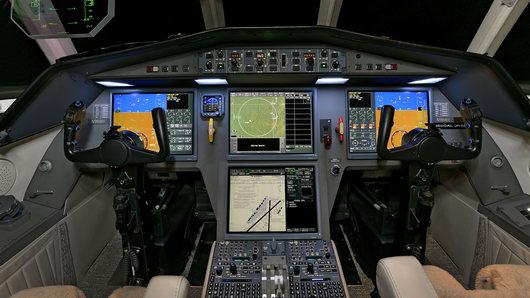 avionics - Falcon 900EX EASy