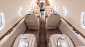 Cessna Citation Excel for sale by Guardian Jet - serial no 5101 - interior