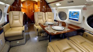 Aft - Gulfstream G550 for sale by Guardian Jet