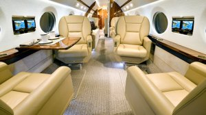 forward aft - Gulfstream G550 for sale by Guardian Jet