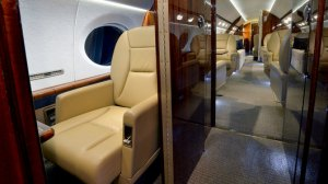 forward crew rest - - Gulfstream G550 for sale by Guardian Jet